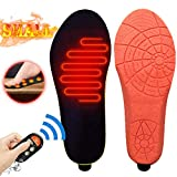 Heated Insoles Foot Warmers for Men and Women Helps to Warm Feet Inside