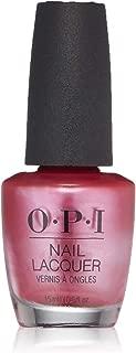 OPI Nail Lacquer, A-Rose at Dawn...Broke by Noon