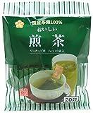 日薬壮健 ワンカップ用 煎茶 ティーパック 20P 40g