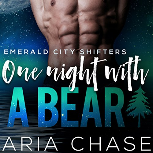 One Night with a Bear audiobook cover art