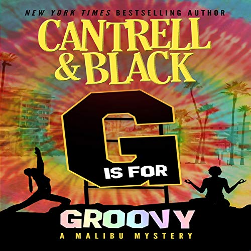 G Is for Groovy audiobook cover art