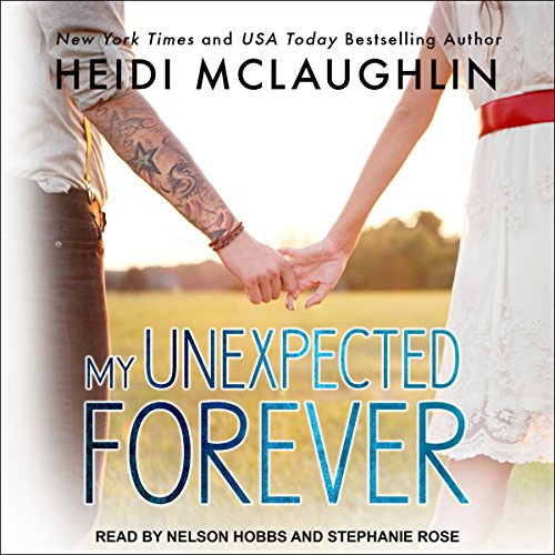 My Unexpected Forever     Beaumont Series, Book 2              By:                                                                                                                                 Heidi McLaughlin                               Narrated by:                                                                                                                                 Nelson Hobbs,                                                                                        Stephanie Rose                      Length: 10 hrs and 25 mins     314 ratings     Overall 4.5