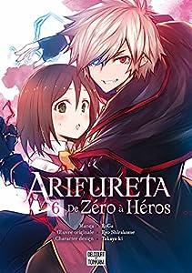 Arifureta - De zéro à héros Edition simple Tome 6