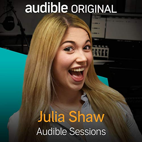 Julia Shaw cover art