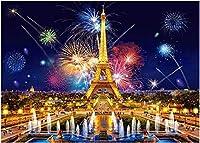 1000 Pieces Of Paris Night View