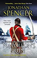 Napoleon's Run: An epic naval adventure of espionage and action (The William John Hazzard series)