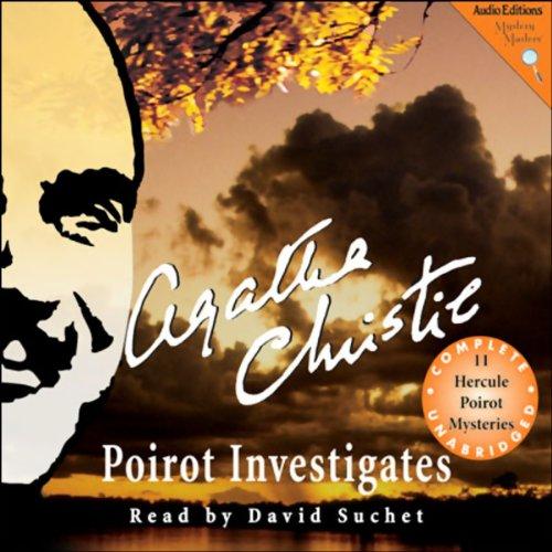 Poirot Investigates cover art