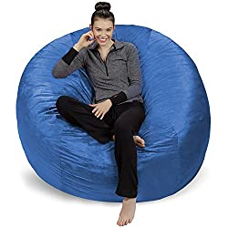the best 10 giant bean bags chairs in 2018 merchdope