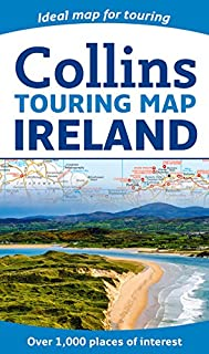 Collins Touring Map Ireland