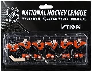 STIGA Philadelphia Flyers Table Rod Hockey Players