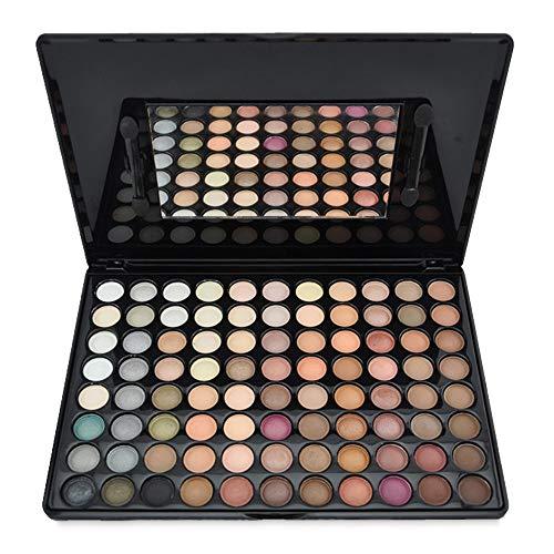 PhantomSky 88 Couleurs Fard à Paupières Palette de Maquillage Cosmétique Set #1 - Parfait pour une utilisation professionnelle et quotidienne
