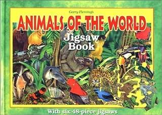 Animals of the World Jigsaw Book (Jigsaw Books)