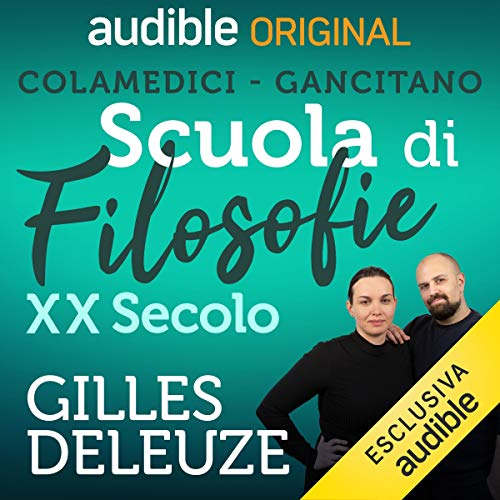 Gilles Deleuze copertina