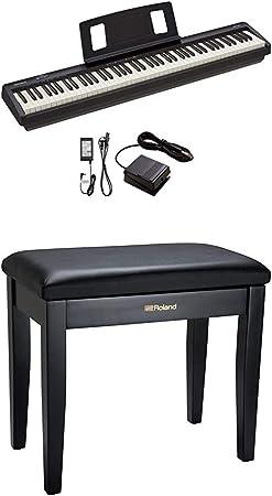 Paquete de piano Roland FP-10 con banco: Amazon.es ...