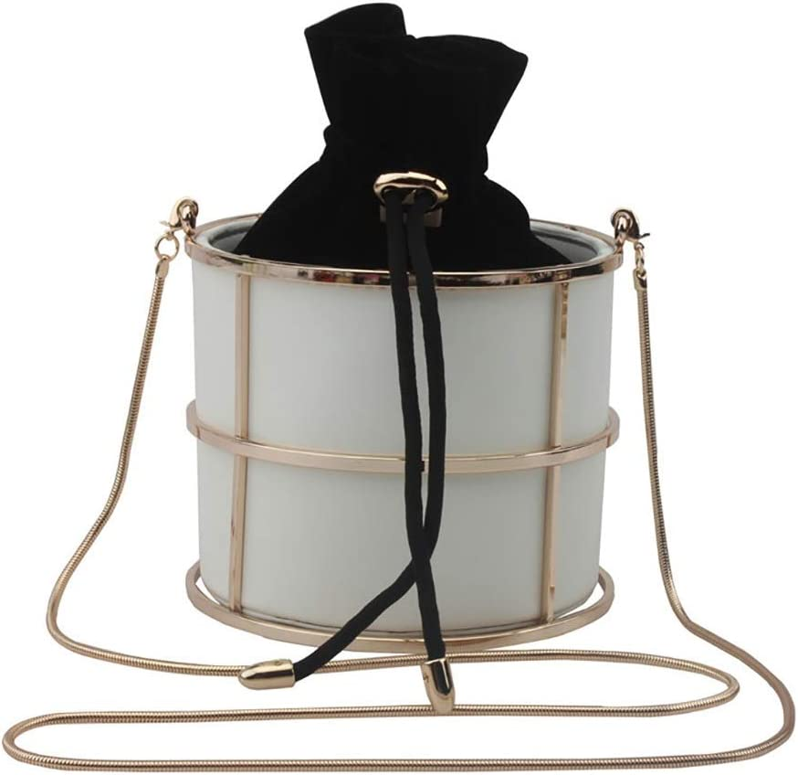 HttKse Evening Bags Dinner Bag Handbag Female Banquet Easy-to-use Over item handling ☆ Exquisite