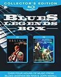 Blues Legends Box: B.B. King/John Mayall [Blu-ray] [Collector's Edition] - BB King