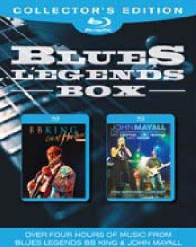 Blues Legends Box: B.B. King/John Mayall [Blu-ray] [Collector's Edition]