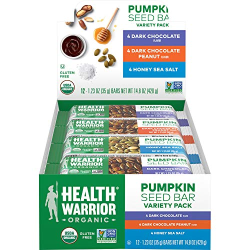 Health Warrior Chia Bars Chocolate Variety Pack 15 Count Now $9.31 (Was $16.53)