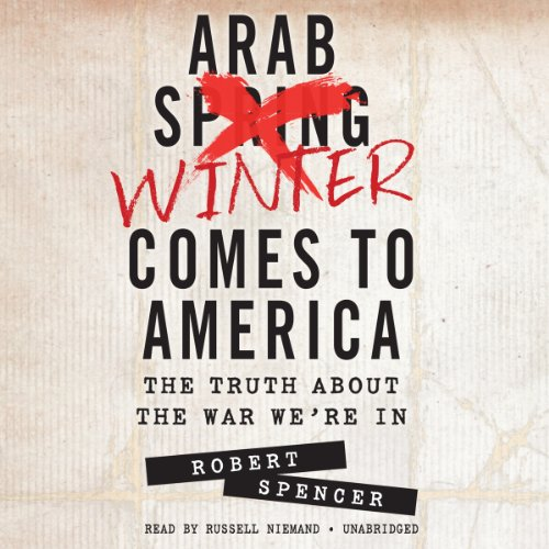 Arab Winter Comes to America audiobook cover art