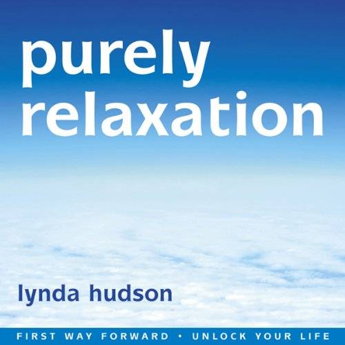 Purely Relaxation audiobook cover art