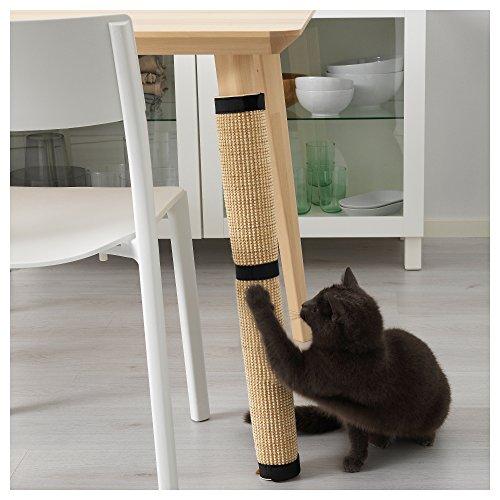 IKEA Kratzmatte für Katzen, zum Umwickeln