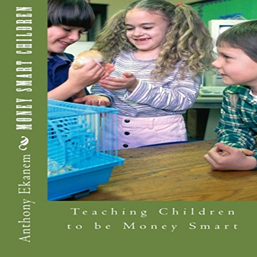 Money Smart Children audiobook cover art