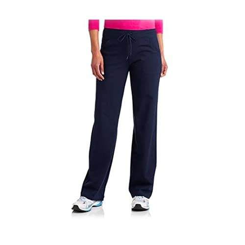 a0fdae8abf9 Danskin Now Women s Plus-Size Dri-More Core Relaxed Fit Workout Pant