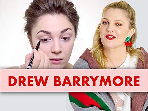 Drew Barrymore Fact Checks Beauty Tutorials