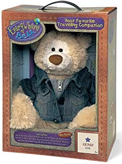 Everywhere Bear Travel Companion