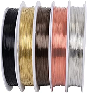 Auprotec/® Cable unipolar 0.75 mm/² FLRY-B Hilo el/éctrico en anillo negro 5m