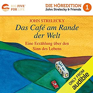 Das Café am Rande der Welt [The Cafe on the Edge of the World] cover art