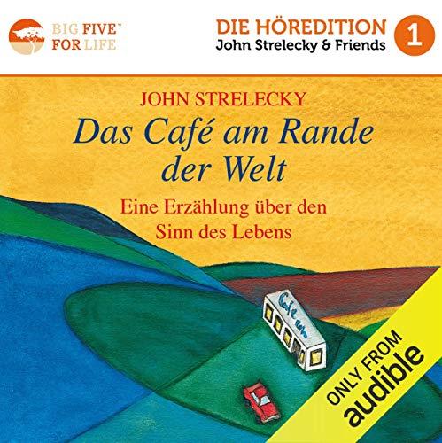 Das Café am Rande der Welt [The Cafe on the Edge of the World] audiobook cover art