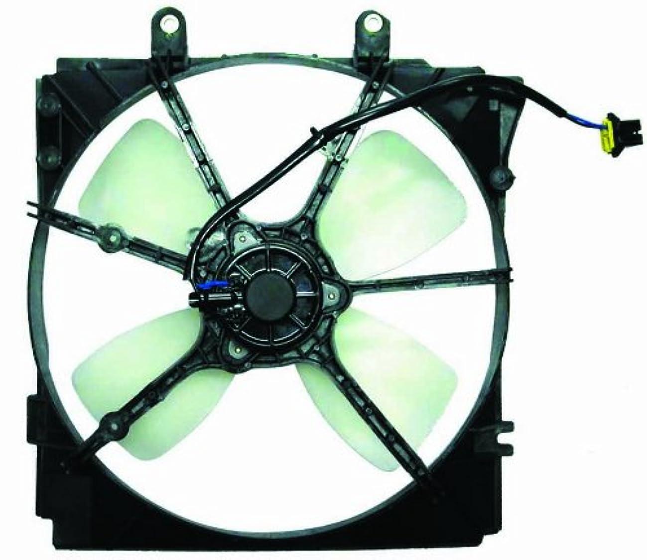 Depo 316-55009-120 Radiator Fan Assembly