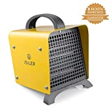 ISILER Space Heater Portable 1500W Indoor Ceramic Space Heater