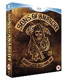 Sons Of Anarchy - Complete Seasons 1 & 2 [Edizione: Regno Unito] [Reino Unido] [Blu-ray]