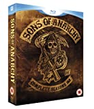 Sons Of Anarchy Seasons 1 & 2 [Blu-ray] [UK Import]