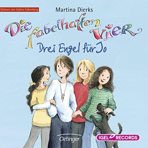 Drei Engel für Jo (Die fabelhaften Vier 3) Titelbild