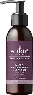 Sukin Sukin Purely Ageless Exfoliating Cleanser 125ml, 125 milliliters