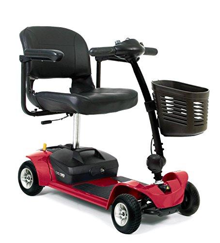 Pride Go-Go Ultra 4-Wheel Electric Scooter