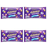 Cadbury Milk Chocolate Candy Shimmer Mini Eggs - Pack of 4 Bags - 9 oz Per Bag (4 Bags, 36 oz Total)