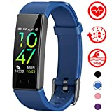 Best Heart Rate Monitor Watches - Mgaolo Fitness Tracker with Blood Pressure Heart Rate Review
