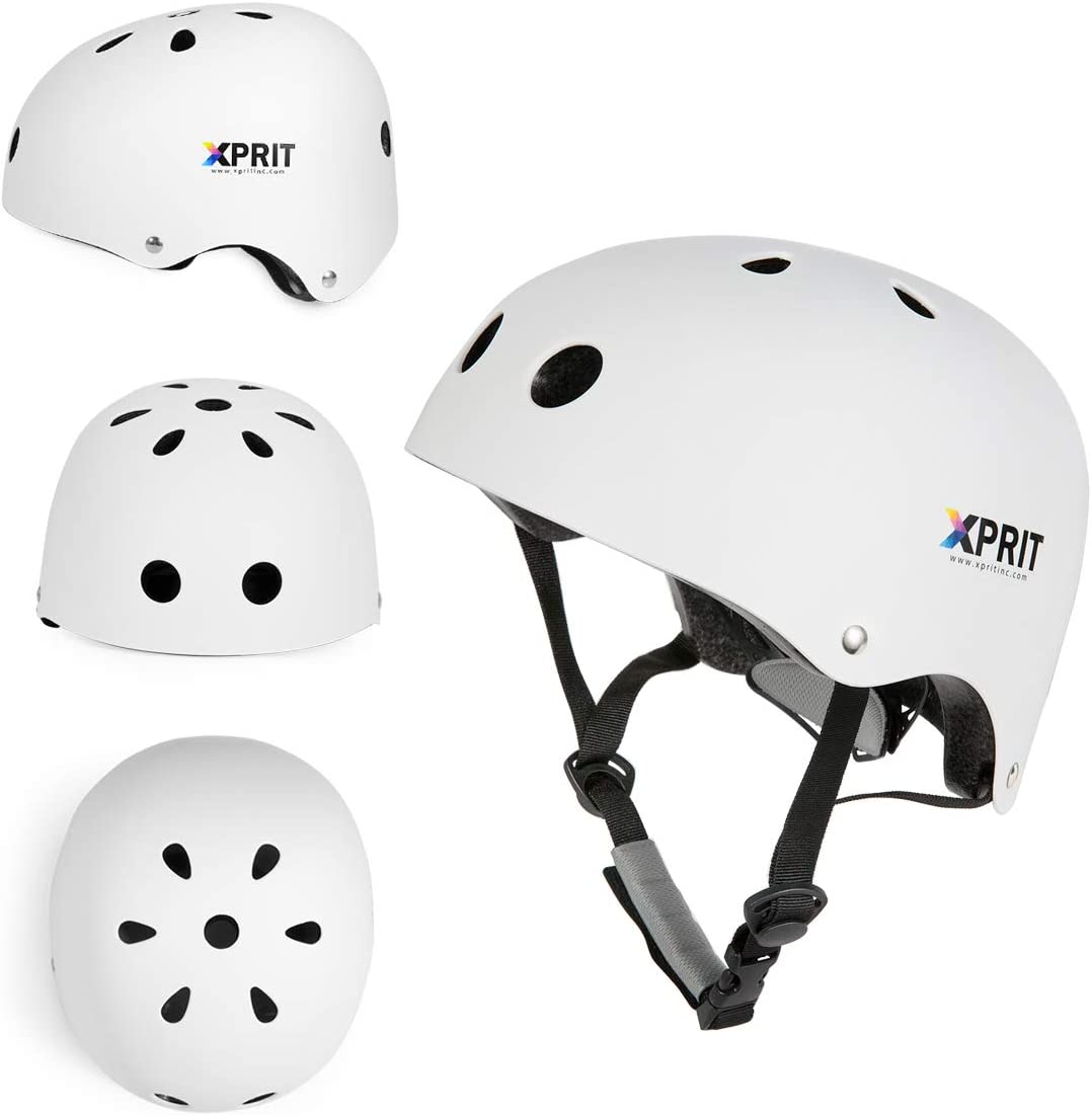 XPRIT Helmet Super popular specialty store for Kids Adults Bike Helm Louisville-Jefferson County Mall Scooter Skateboarding