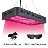 Led Grow Light 1500w, with Adjustable Hanger,Newly SMD Powerful Full Spectrum Plant Growing Light with UV/IR for Veg and Flower …