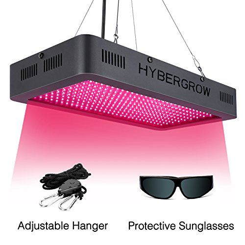 1500w LED Grow Light by HyberGrow