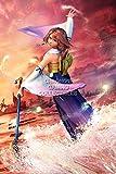 PrimePoster - Final Fantasy X HD Remaster Yuna Poster Glossy Finish Made in USA - YFFX010 (24' x 36' (61cm x 91.5cm))