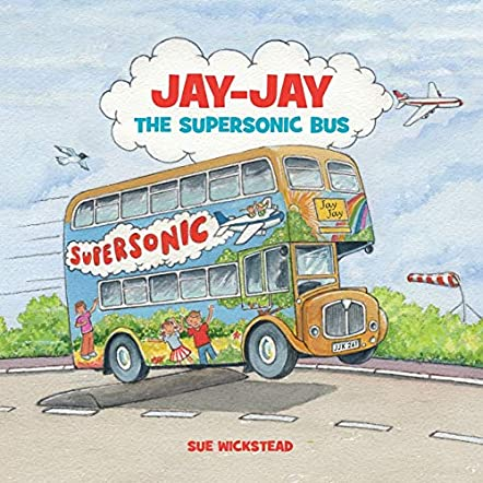 Jay-Jay The Supersonic Bus