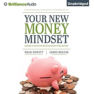 Your New Money Mindset cover art