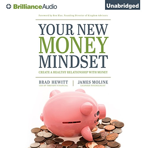 Your New Money Mindset audiobook cover art