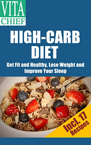 how to get fit on high carb diet