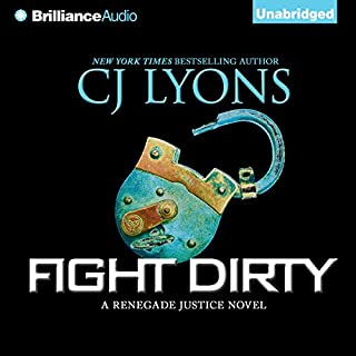 Fight Dirty audiobook cover art
